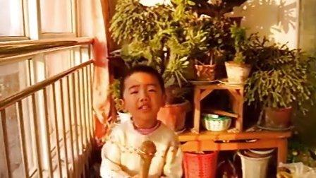两岁儿童唱歌