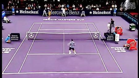 2010ATP 费德勒专辑 ATP Uncovered - Roger Federer