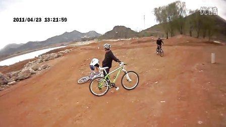 极速空间 平谷山地活动视频12  极限 越野 DH 速降