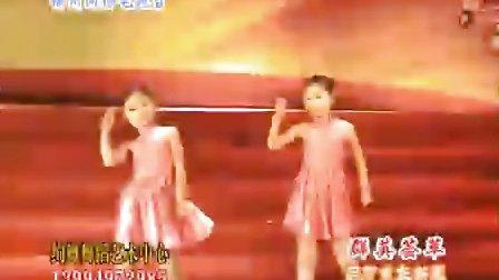 绛州网络电视台新绛县绚舞舞蹈艺术中心:大家一起跳