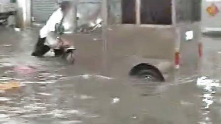 北京百年大雨
