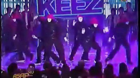 美国街舞天团JABBAWOCKEEZ在菲律宾王牌综艺秀ASAP演绎经典加州旅馆及P.Y.T