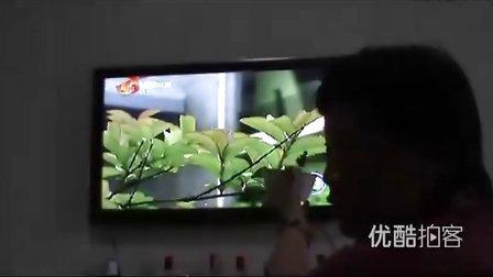 【拍客】北川人民新居观看总理电视节目激动不已