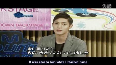 110621  [Eng Sub] MCD Back Stage Interview (JP)