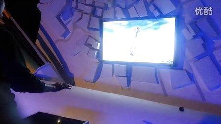 北京笔克 Leap Motion 互动设备装置