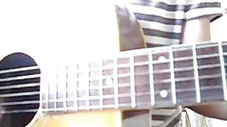 YUI cover Green a.live guitar 7716flowermoon