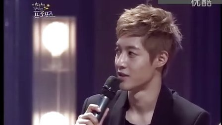 110720 Lee SeoRa's Proposal Show  talk
