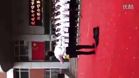 涛涛指挥    106班    《龙的传人》
