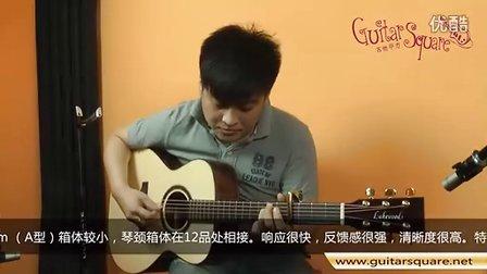 ck-chen德国手工吉他Lakewood M32 陈亮 原声吉他试听!