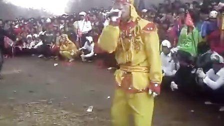 团堡村社火