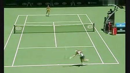 2007澳网-克里斯特尔斯VS汉图楚娃HL