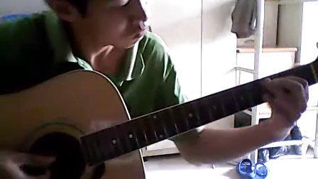 指弹吉他:遇见(孙燕姿)