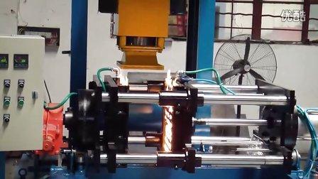 全自动燃气加热壳芯机