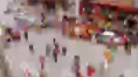 2011春节舞狮子
