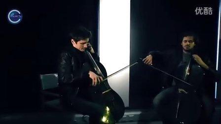 【段志超世界音乐】又见斗琴!克罗地亚音乐组合2Cellos最新演绎摇滚天团U2名曲'With or