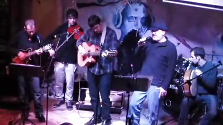 苏州乐队  外籍乐队 Dash Band - Black Velvet Band