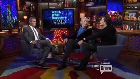 奥兰多布鲁姆和伊恩麦克莱恩作客WWHL秀