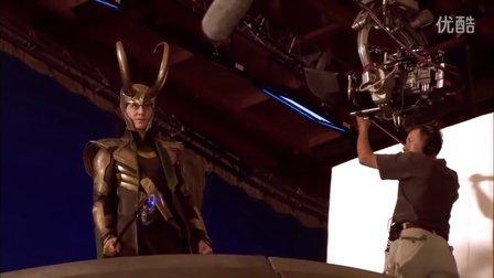 复仇者联盟的幕后拍摄制作花絮