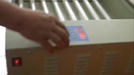 紫外线晒版机 UV 晒版机 曝光机 安装与使用