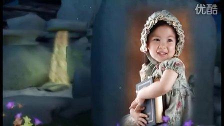 白鹭电子相册-儿童版本-亲亲宝贝不抠像版