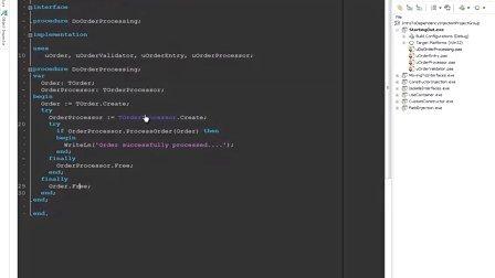 Delphi、依赖关系注入和Spring框架