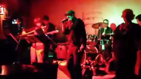 苏州乐队 外籍乐队 Dash Band -  上海滩