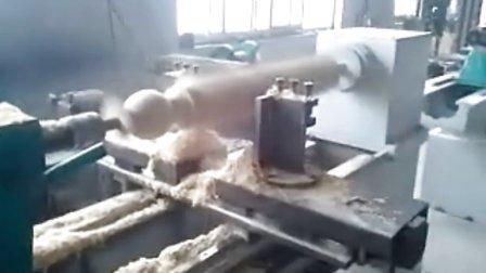 自动木工车床