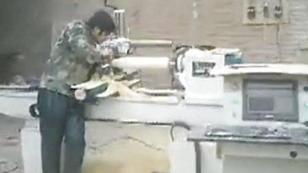 木工仿型车床