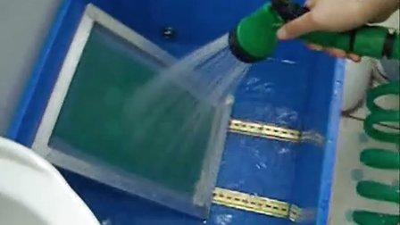 曝光  固化 丝网印刷机 T恤印花机 手动丝印机
