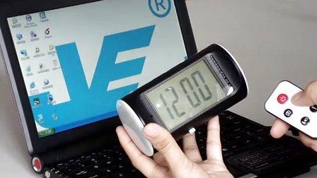 JVE-3311F-1目覚まし時計型カメラ