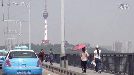 过武汉长江大桥