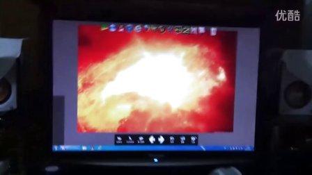 WIN7  3D桌面软件 bump top 还不错