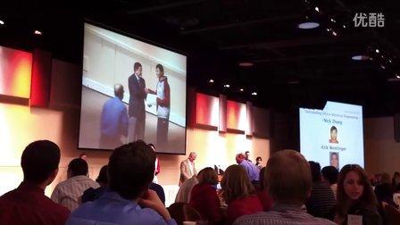 2011 WSU EECS 最佳助教