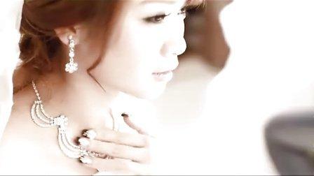 沈阳洛斯奇新娘造型工作室。展示高端婚纱 精湛的化妆技巧