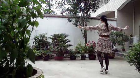 观庙广场舞-我的九寨(快四)