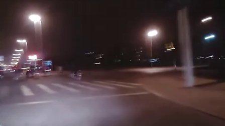 极速空间 2011年首次夜骑骑行视频,夜骑 骑行 单车俱乐部