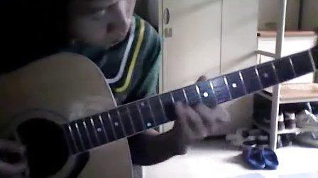 吉他指弹:梦中的婚礼