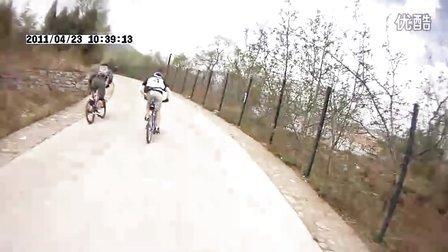 极速空间 平谷山地活动视频5 极限 越野 DH 速降