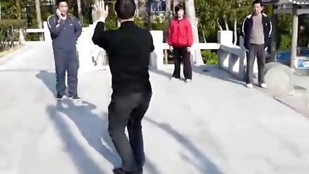 温州洞头县武术协会陈曙的杨氏太极拳37式