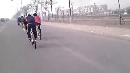 极速空间 东丽湖骑行视频2
