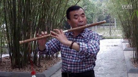 张永纯  笛子独奏  秋湖月夜
