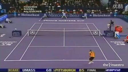 [震撼MV]加油!罗杰费德勒!Come On Roger!