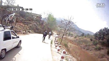 极速空间 平谷山地活动视频3 极限山地 速降 DH