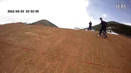 极速空间 平谷山地活动视频14  极限 越野 DH 速降