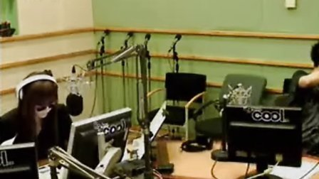 20110613 Radio KBS Raise the volume