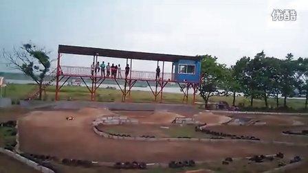 遥控越野车场