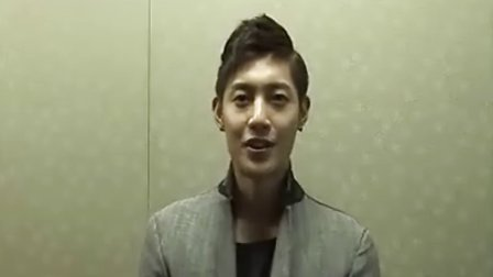 110622 Kim Hyun Joong's Greetings to Filipino Fans