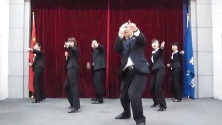 """新华晨操""""最炫民族风"""
