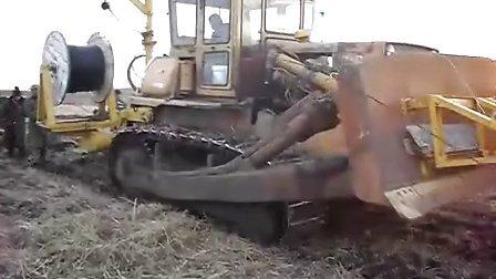 埋线埋管埋膜植树松土通用机(二)