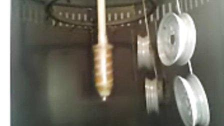水性自动静电喷涂